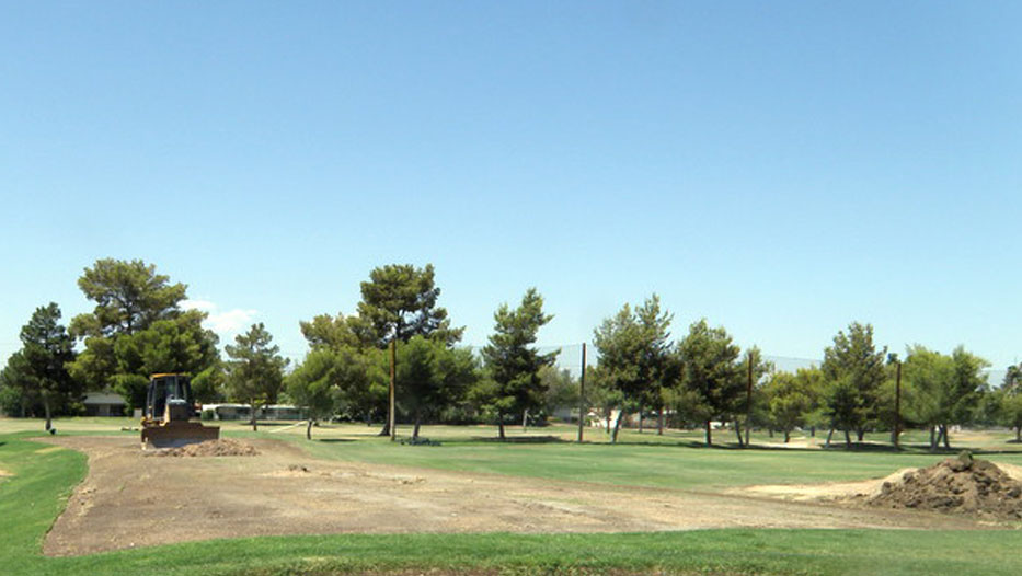 Golf Course Renovations
