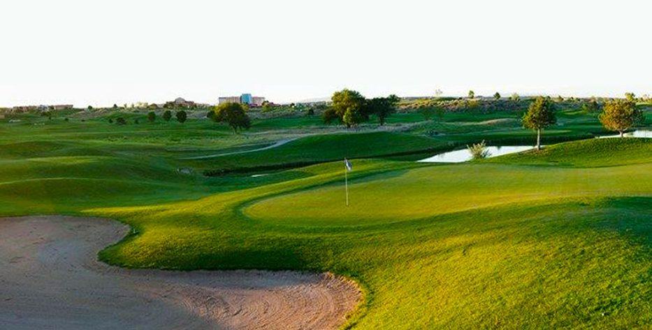 Isleta Golf Club, NM